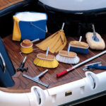 keeping your sailboat clean