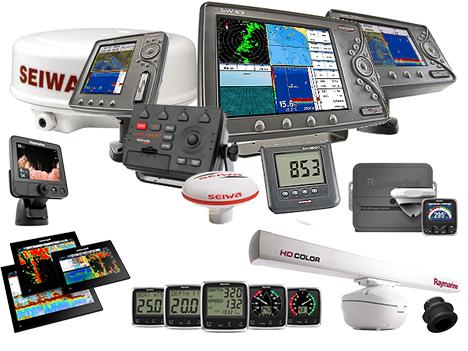 marine electronic sales