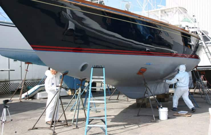 Boat Bottom Painting Servicers
