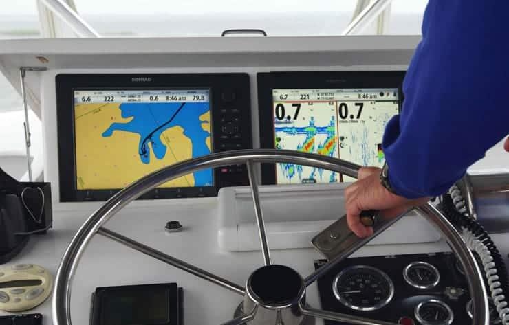 Boat Electronic Repairs