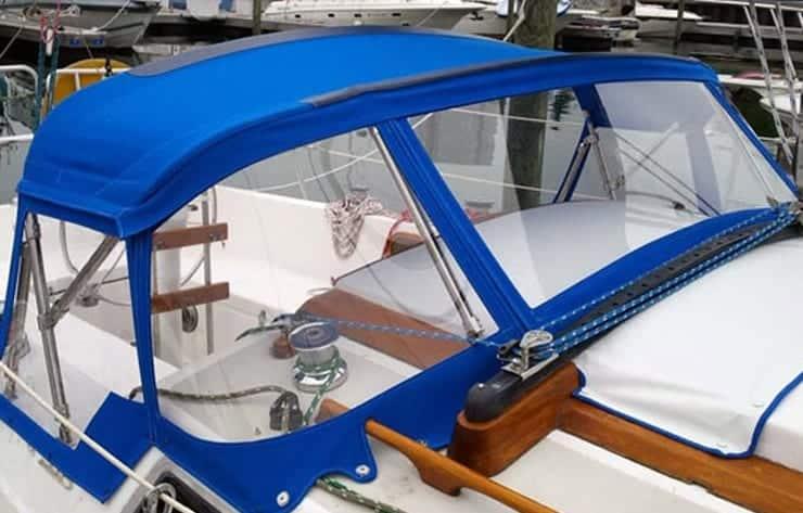 Custom Canvas Repair and Fabrication Service