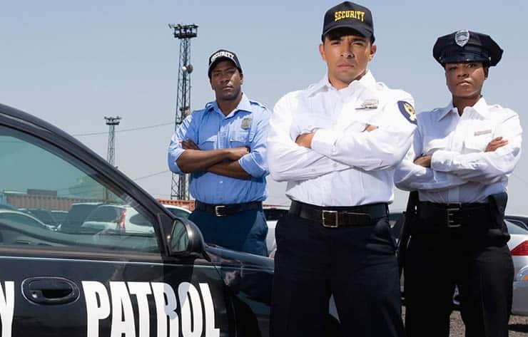 Private Marina Security
