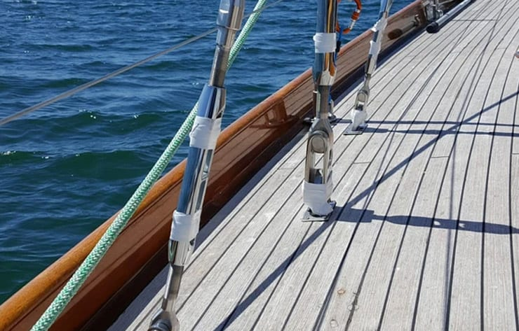 Sailboat Rigging Services
