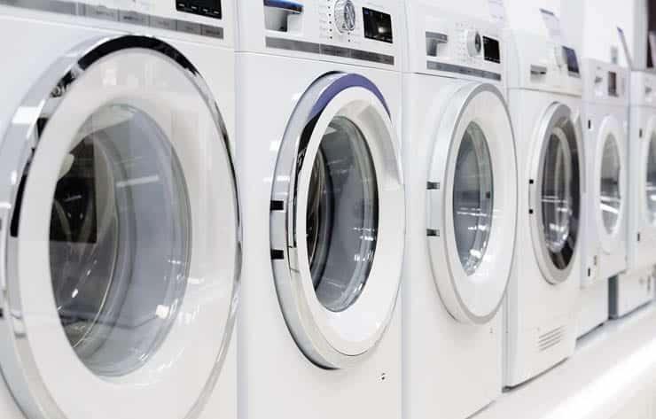 Free marina laundry